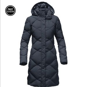 Northface Women's Miss Metro Parka Jacket - Black